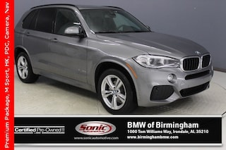Used 2016 BMW X5 xDrive35d SAV for sale in Irondale, AL