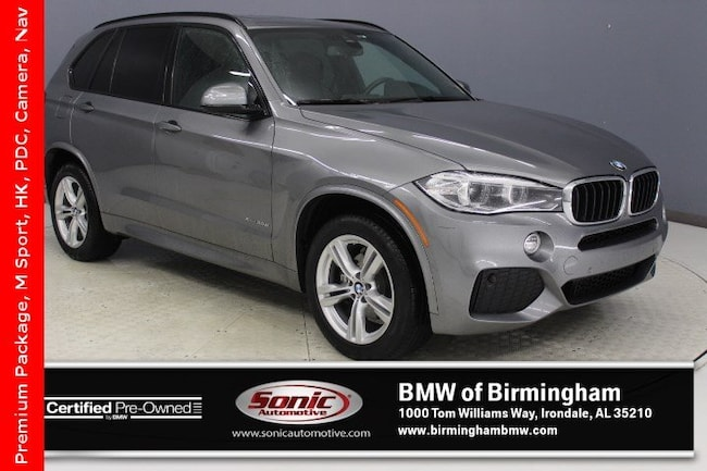 Certified Pre-Owned 2016 BMW X5 xDrive35d SAV for sale in Irondale, AL