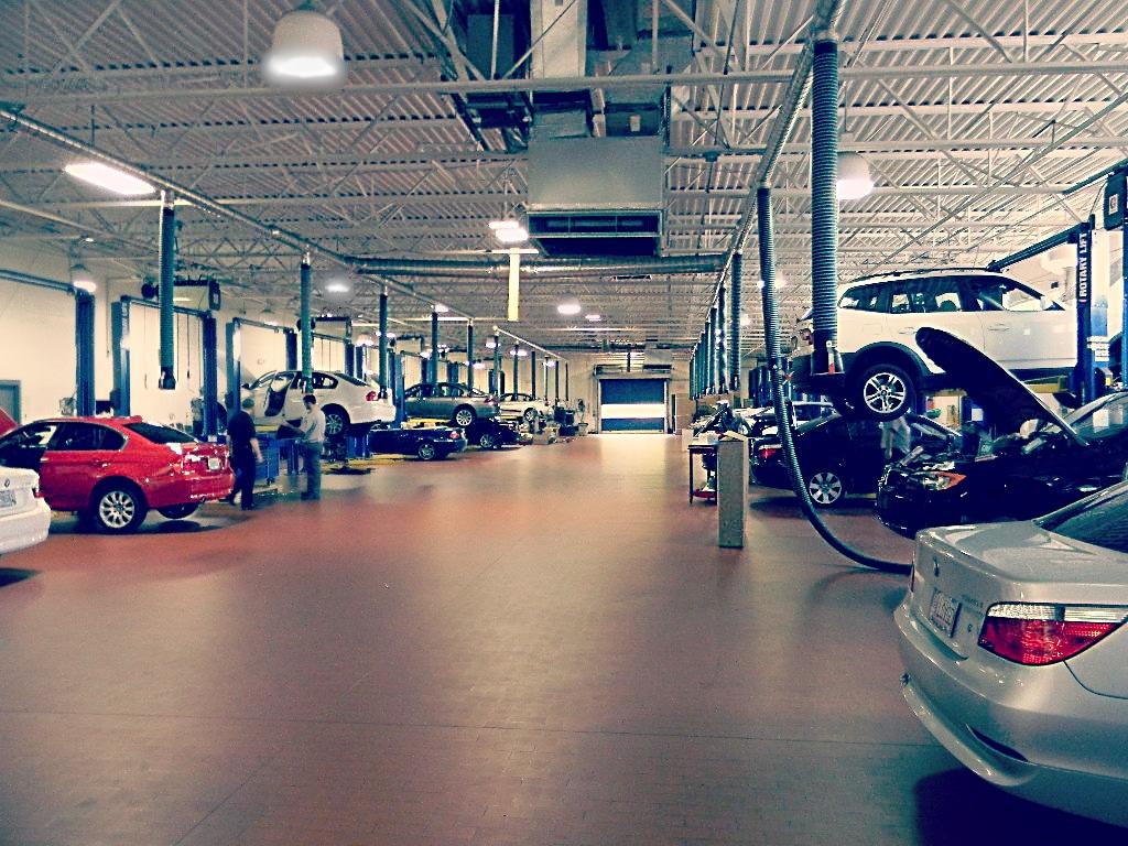 Birmingham Area BMW Auto Repair   Service Center in Irondale