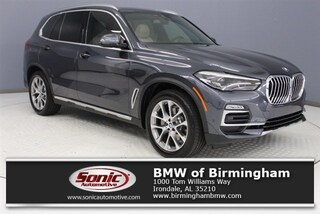Used 2019 BMW X5 xDrive40i SAV for sale in Irondale, AL