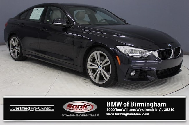 Certified Pre-Owned 2016 BMW 435i i A8 Gran Coupe for sale in Irondale, AL