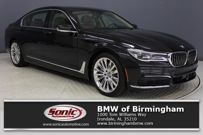 New 2019 BMW 750i Sedan for sale in Irondale, AL