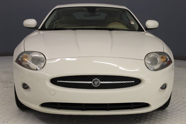 Used 2007 Jaguar XK Base Coupe for sale in Irondale, AL