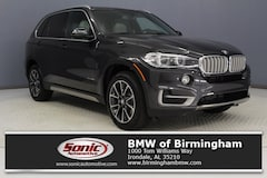 New 2018 BMW X5 sDrive35i SAV for sale in Irondale, AL