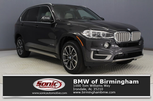 Used 2018 BMW X5 sDrive35i SAV for sale in Irondale, AL