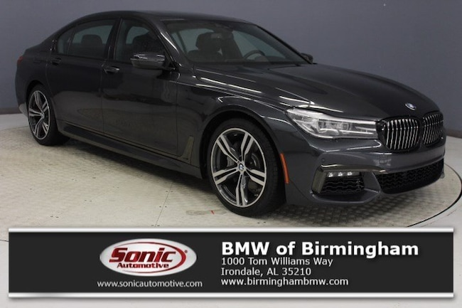 New 2019 BMW 740i Sedan for sale in Irondale, AL