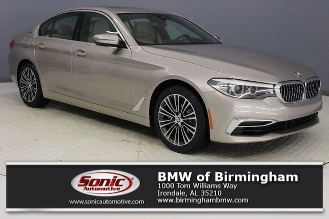 New 2019 BMW 530e iPerformance Sedan for sale in Irondale, AL