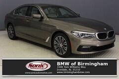 New 2018 BMW 530i Sedan for sale in Irondale, AL