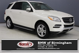 Used 2015 Mercedes-Benz M-Class ML 350 SUV for sale in Irondale, AL