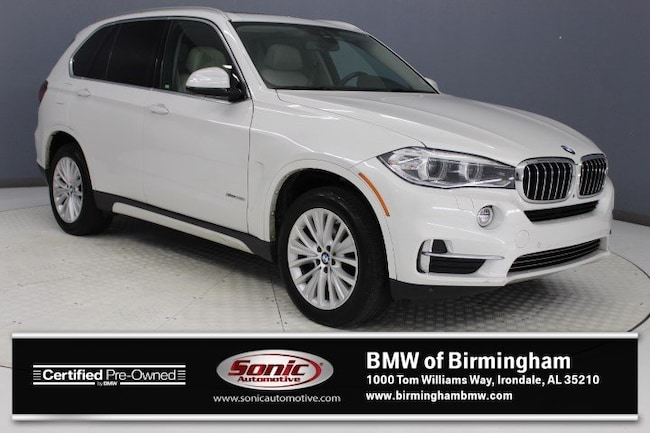 Certified Pre-Owned 2016 BMW X5 xDrive35i SAV for sale in Irondale, AL