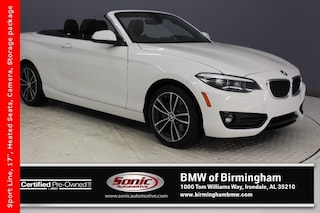 Used 2018 BMW 230i Convertible for sale in Irondale, AL