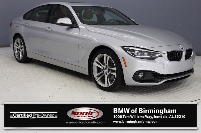 Used 2018 BMW 430i Gran Coupe for sale in Irondale, AL