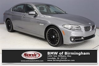 Used 2016 BMW 528i Sedan for sale in Irondale, AL