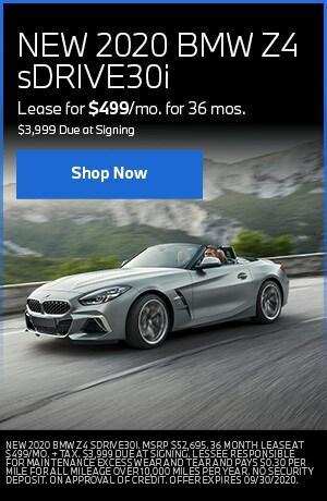 NEW 2020 BMW Z4 sDRIVE30i