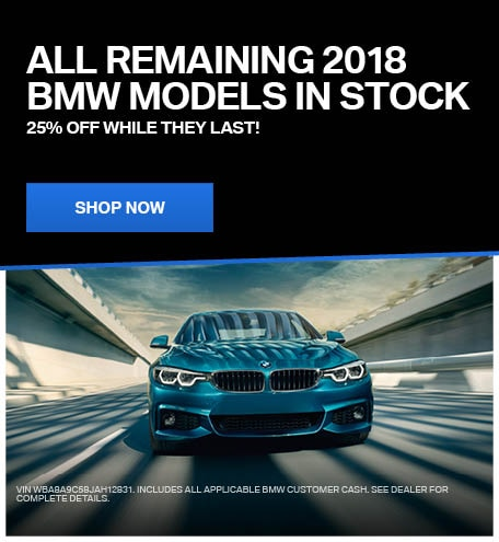 All Remaining 2018 Models