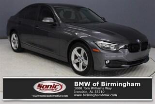 Used 2015 BMW 320i Sedan for sale in Irondale, AL
