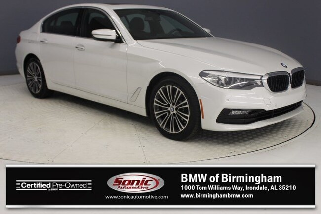 Used 2018 BMW 530i Sedan for sale in Irondale, AL