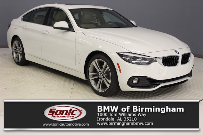 New 2019 BMW 430i 430i Gran Coupe for sale in Irondale, AL