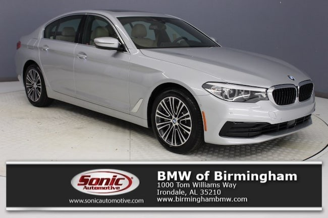 New 2019 BMW 530i Sedan for sale in Irondale, AL