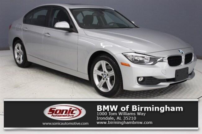 Used 2015 BMW 320i xDrive Sedan for sale in Irondale, AL