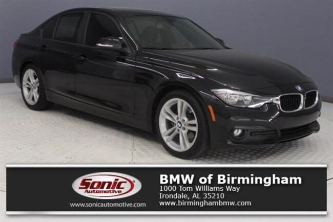 Used 2016 BMW 320i i Sedan for sale in Irondale, AL
