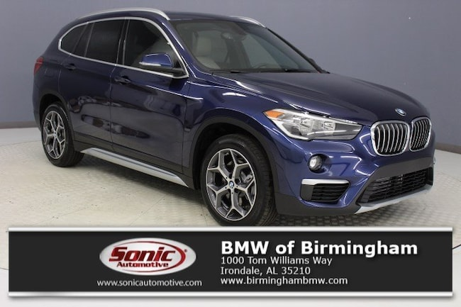 New 2018 BMW X1 sDrive28i SAV for sale in Irondale, AL