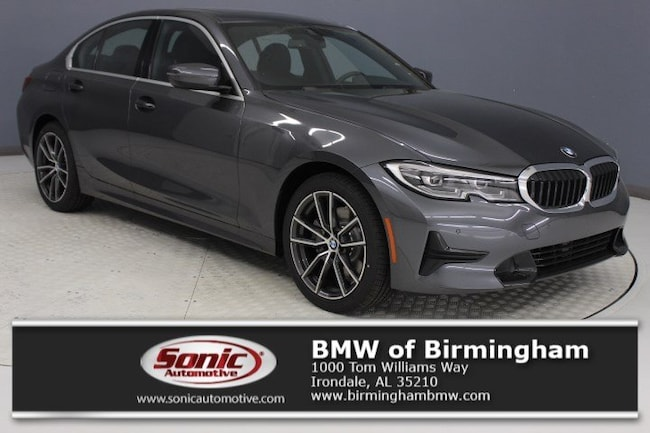 New 2019 BMW 330i 330i Sedan for sale in Irondale, AL