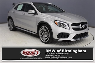 Used 2018 Mercedes-Benz AMG GLA 45 4MATIC SUV for sale in Irondale, AL