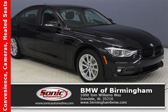 New 2018 BMW 320i Sedan for sale in Irondale, AL
