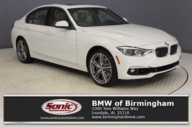 New 2018 BMW 340i 340i Sedan for sale in Irondale, AL