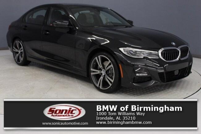New 2019 BMW 330i Sedan for sale in Irondale, AL