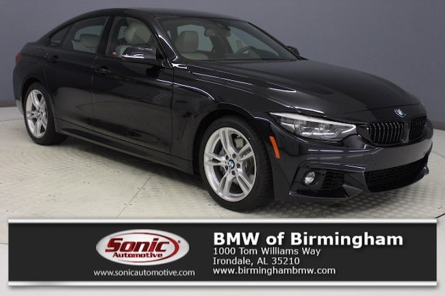 New 2019 BMW 440i Gran Coupe for sale in Irondale, AL