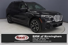 New 2019 BMW X7 xDrive40i SUV for sale in Irondale, AL