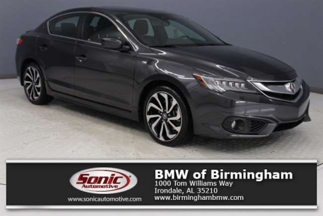 Used 2016 Acura ILX 2.4L w/Technology Plus & A-SPEC Packages (A8) Sedan for sale in Birmingham, AL