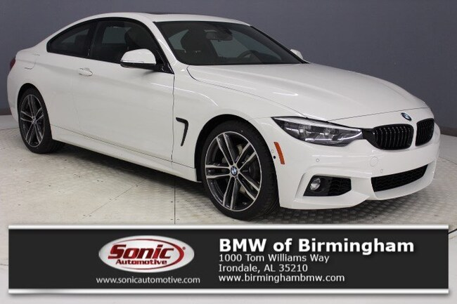 New 2019 BMW 440i 440i Coupe for sale in Irondale, AL