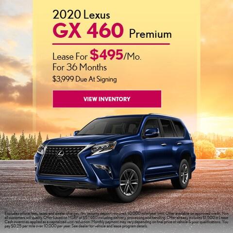 2020 Lexus GX 460 Premium