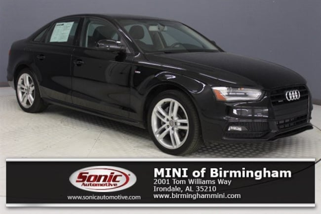 Used 2016 Audi A4 Premium Auto Quattro 2.0T Sedan for sale in Birmingham, AL