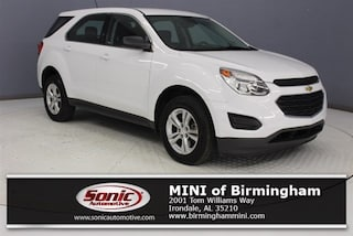 Used 2017 Chevrolet Equinox LS FWD 4dr SUV for sale in Irondale, AL