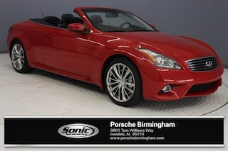 Used 2013 INFINITI G37 Convertible Base 2dr for sale in Irondale, AL