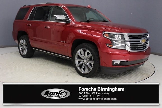 Used 2015 Chevrolet Tahoe LTZ 2WD 4dr for sale in Irondale, AL