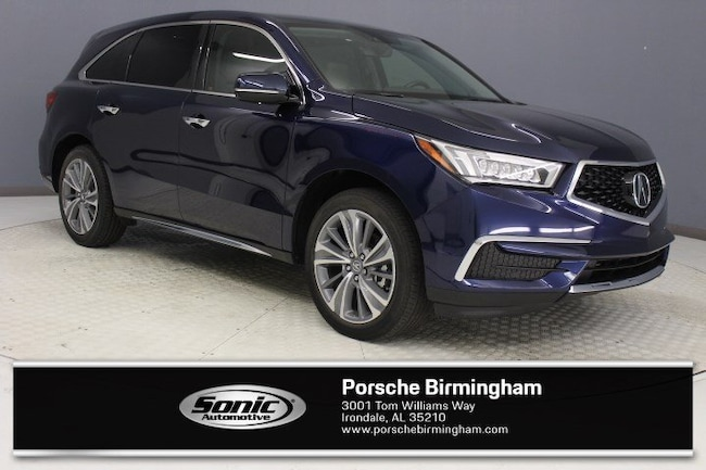 Used 2018 Acura MDX w/Technology Pkg FWD Multi Purpose Vehicle for sale in Irondale, AL