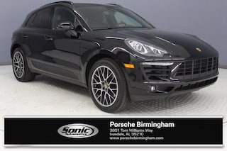 Used 2018 Porsche Macan Sport Edition  AWD SUV for sale in Irondale, AL
