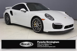 Used 2016 Porsche 911 Turbo S 2dr Cpe Coupe for sale in Irondale, AL