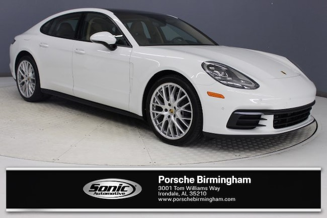 New 2018 Porsche Panamera Sedan for sale in Irondale, AL