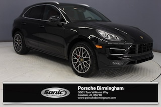 Certified Pre-Owned 2016 Porsche Macan Turbo AWD 4dr for sale in Irondale, AL