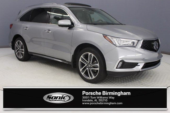 Used 2017 Acura MDX w/Advance Pkg FWD for sale in Irondale, AL
