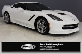 Used 2017 Chevrolet Corvette 1LT 2dr Stingray Cpe w/ Coupe for sale in Irondale, AL