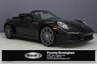 New 2019 Porsche 911 Carrera 4S Cabriolet for sale in Irondale, AL
