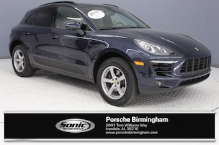 Used 2018 Porsche Macan AWD SUV for sale in Irondale, AL