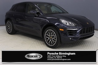 New 2018 Porsche Macan Sport Edition SUV for sale in Irondale, AL